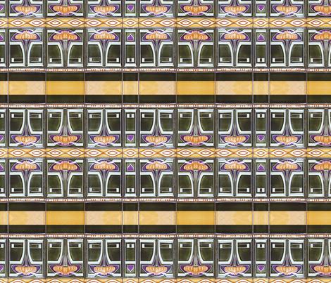 tile 2 fabric by kociara on Spoonflower - custom fabric