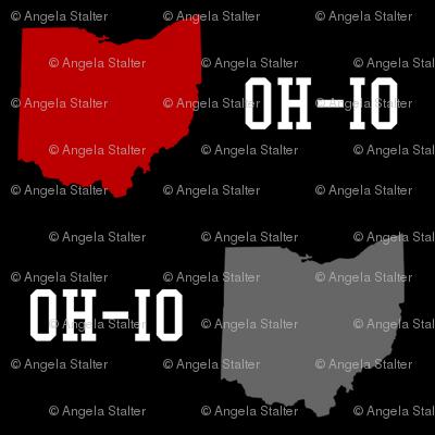 OH-IO state black