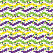 Mardi Gras-Chevron-Beads-KingCake