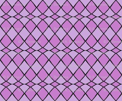 Purple Fool's Wave