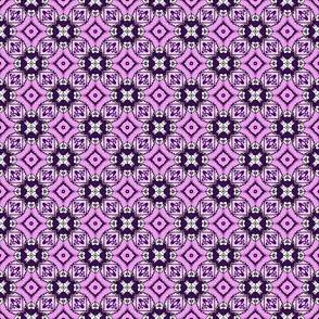 Purple Fool's Cross