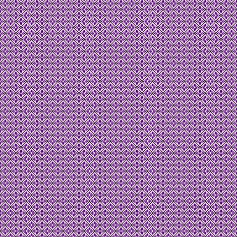 Purple Fool's Diamonds fabric by siya on Spoonflower - custom fabric