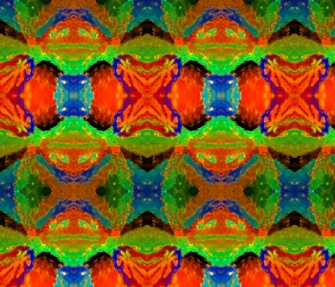 autumn  dreams #2 fabric by wendymo on Spoonflower - custom fabric
