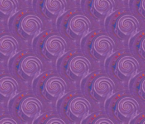 Groovy Multi Swirl fabric by amy_g on Spoonflower - custom fabric