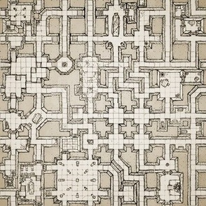 Sepia Dungeon II