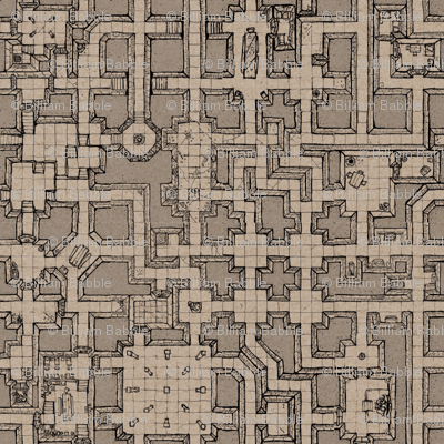 Sepia Dungeon III