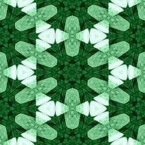 Patchwork: Flower Geometrics
