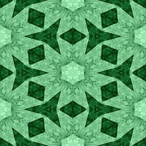 Patchwork: Floral Greenery