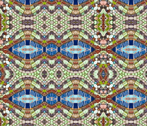 tile 24 fabric by kociara on Spoonflower - custom fabric