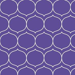 sugarplum purple