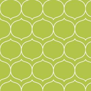 sugarplum lime green