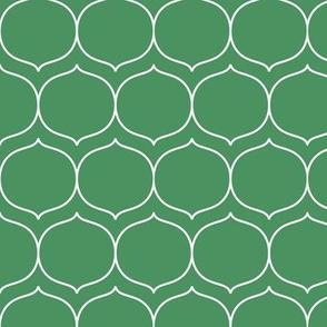 sugarplum kelly green
