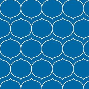 sugarplum royal blue