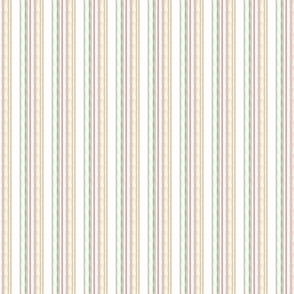 Blossoms Stripe