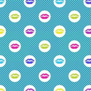Bright Lipstick multicolor