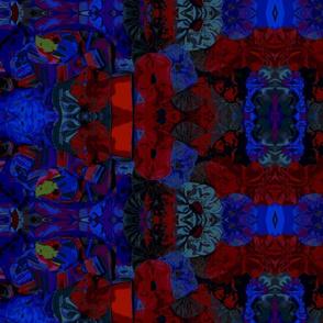 Ribbons in blues w orange purps3-lrg-ed