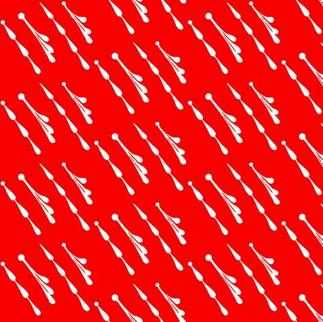 April Showers fabric by boris_thumbkin on Spoonflower - custom fabric