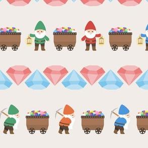 Jewel Mining Dwarfs