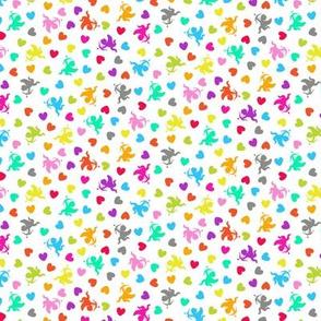 Cupid multicolor