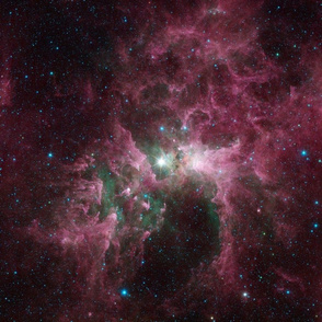 Clouds of Eta Carinae
