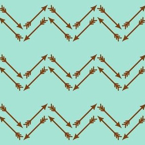 Arrow Chevron Pattern