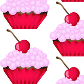Anime Cupcake Gothic Lolita