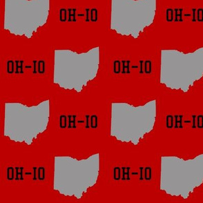 OH-IO state red