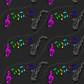 Saxaphone music