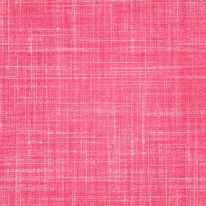 Linen in light watermelon