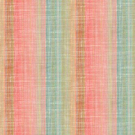 Linen Sandstone Stripe fabric by joanmclemore on Spoonflower - custom fabric