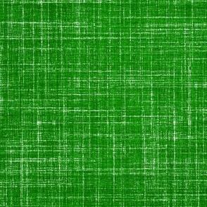 Linen in Grass green