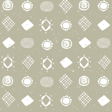 multifaceted fabric by ottomanbrim on Spoonflower - custom fabric