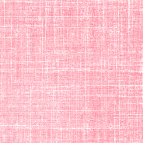 Linen in Carnation Pink fabric by joanmclemore on Spoonflower - custom fabric