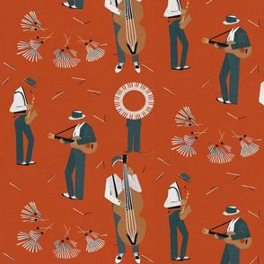 Jazz Men