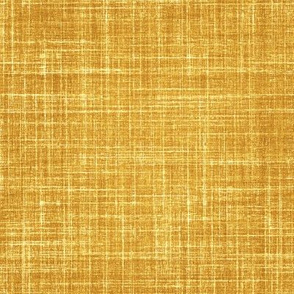 linen in butterscotch gold