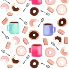 Coffee + Donuts