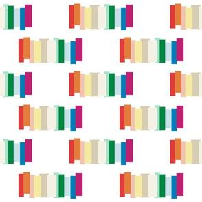 books quilt
