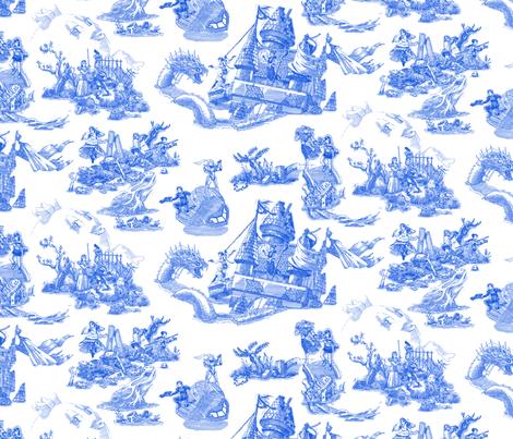 les filles de jeux vidéo fabric by theinklab on Spoonflower - custom fabric