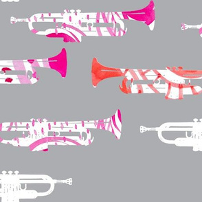 Jazzy Trumpets