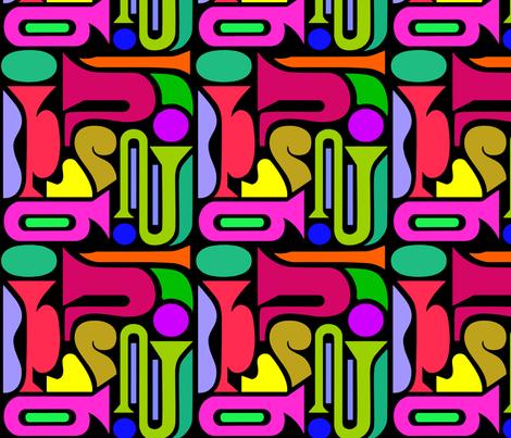 pattern_008 fabric by uramarinka on Spoonflower - custom fabric