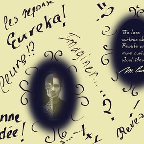 Marie Curie Curieuse