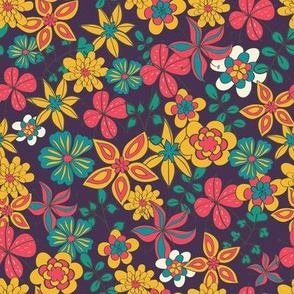 Brights flowers