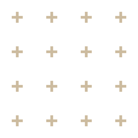 beige cross on white fabric by pencilmein on Spoonflower - custom fabric