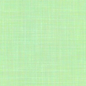 Light jade faux linen