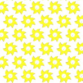 Mister Golden Sun- small scale