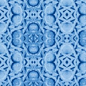 Ulu Camii Carved Stone - Blue
