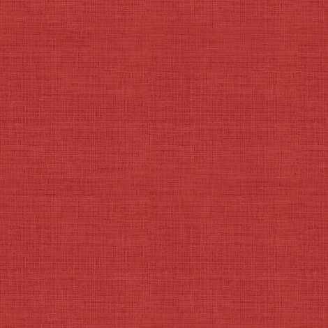 Linen, Brilliant Red fabric by thistleandfox on Spoonflower - custom fabric