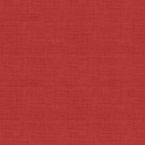 Linen, Brilliant Red