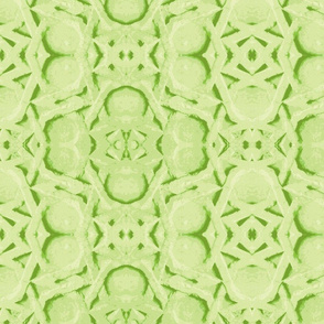 Ulu Camii Carved Stone - Green