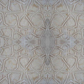 Carved Stone Ulu Camii
